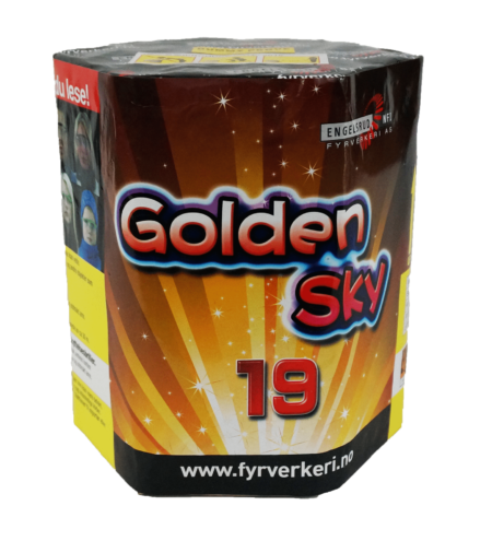 Golden Sky, Engelsrud Fyrverkeri AS
